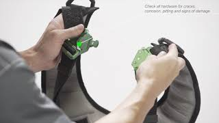 How to Inspect Your MSA V-FLEX™ Harness