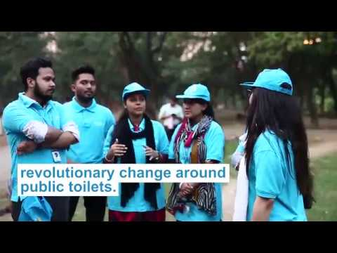 Stay Surprised. World Toilet Day 2017 campaign.
