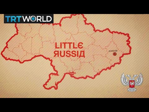 Ukraine's 'Little Russia'?