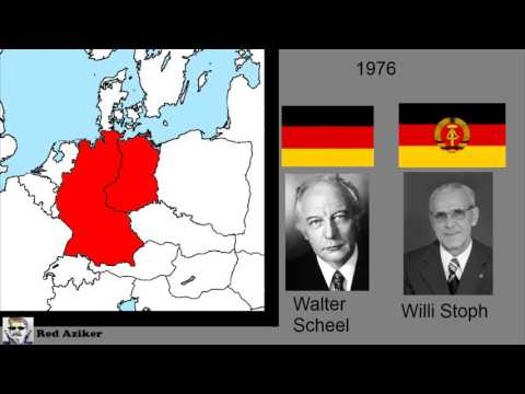 History of Germany from 1900-2016