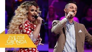 Ivana Bogicevic i Ahmed Orahovcic - Splet pesama - (live) - ZG - 18/19 - 18.05.19. EM 35