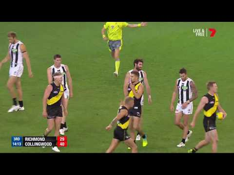 Highlights: Richmond v Collingwood - AFL