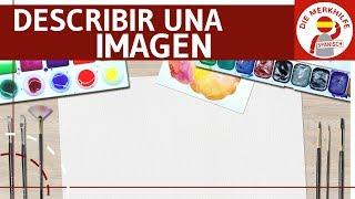 Bildbeschreibung Auf Spanisch Lernen Klausur 14