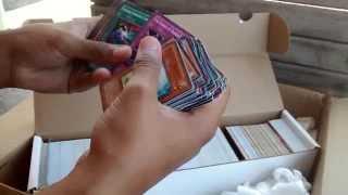 Unboxing 1000 Cards YuGiOh PT-BR CoolStuffInc