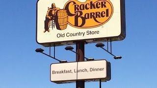 NEW! Las Vegas Cracker Barrel Country Store & Restaurant! (Aug. 13, 2016)