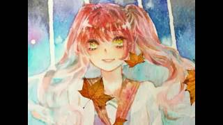How to draw manga girl by watercolor ( by kagabi ka
