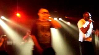 Mic Fury Live French Hip Hop Barcelona - Sala Apolo2 Feat Dj Pray One & Joe Black