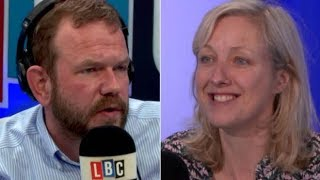 James O'Brien interviews Carole Cadwalladr about Arron Banks, dark money and BBC bias