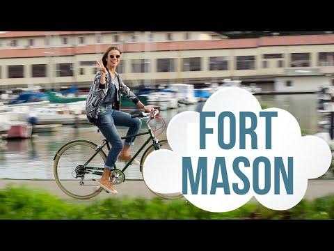 Viajô . Fort Mason