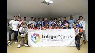 Fútbol y Golf unidos en el Open de España por LaLiga4Sports