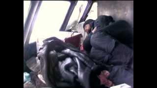 Антарктида АТТ № 22 Поход на пятисотый километр