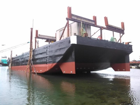 150' x 42 ABS Deck Barge $825000 - USD 825,000