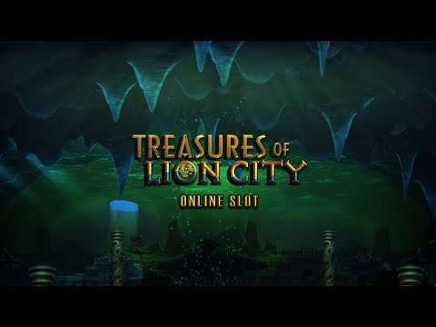 Treasures of Lion City Online Slot Promo