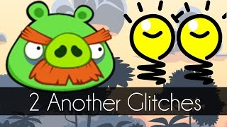 Bad Piggies - 2 ANOTHER GLITCHES/ BUGS (Field of Dreams)