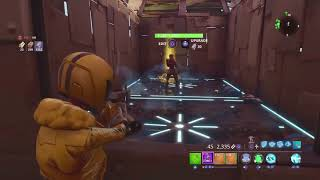 HOW TO GO THROUGH WALLS GLITCH!! Scammer Gets Scammed Fortnite Save The World