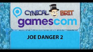 Gamescom Coverage : Hyper WTF is Joe Danger 2 : The Movie?