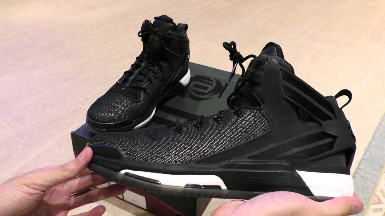 dfd8f0be1 Addidas D Rose 6 Boost Xeno Review - YouTube