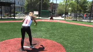 College Recruiting Video - Softball Pitcher