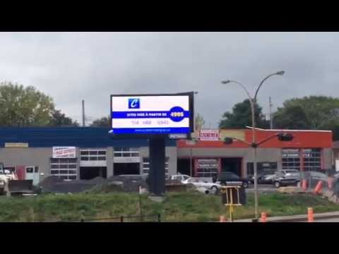 Credence Digital Marketing Canada Inc. | Billboard in Quebec