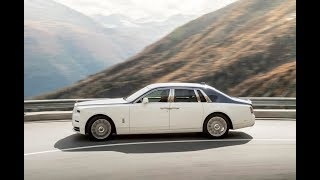 New Car Rolls Royce Phantom 2017