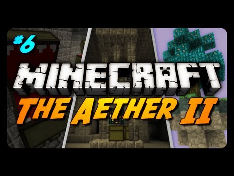 Minecraft: The Aether II - Ep. 6 - A Home to Call Our Own!