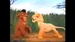 The Lion King II - Simba's Pride (1998) Trailer (VHS Capture)