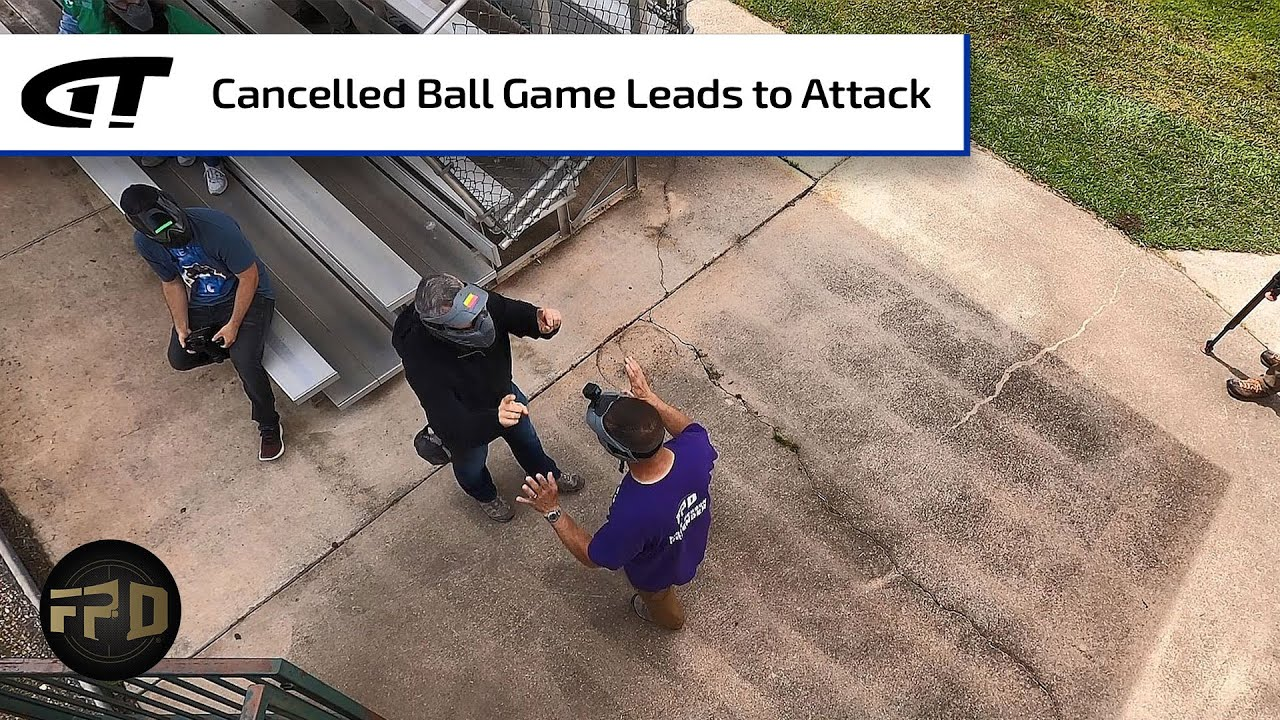 Download Cancelled Baseball Game Leads to Attack | First Person Defender