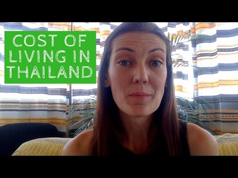 How Much is the Cost of Living in Thailand?