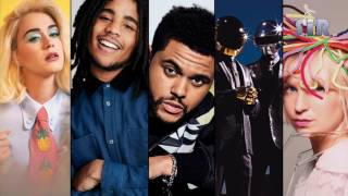 Katy Perry, Skip Marley Sia vs The Weeknd Daft Punk - Chained To The Rhythm (I'm a Mofo Starboy) SIR
