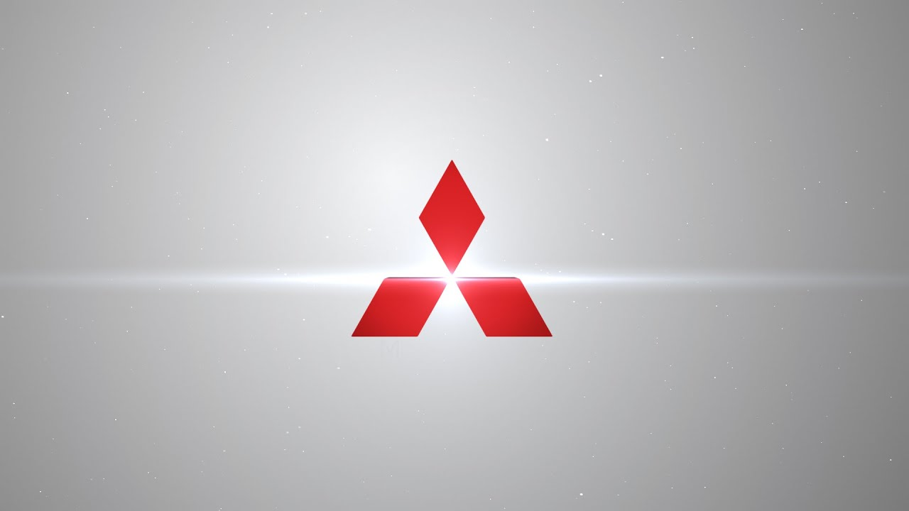 mitsubishi 3d logo animation � 3d motion graphics 3ds