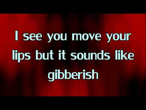 Max - Gibberish (Lyrics Video)