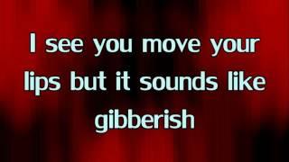 Max - Gibberish (Lyrics Video) thumbnail