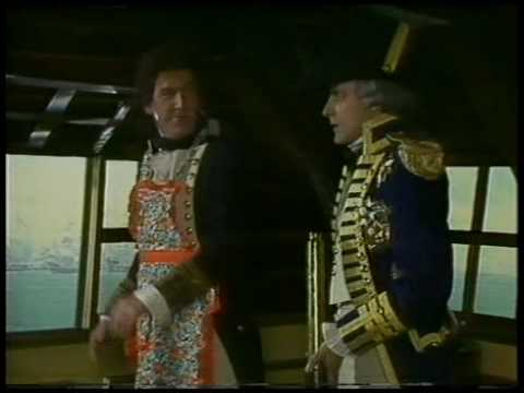 Russ Abbot in The Death Of Nelson