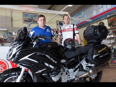 Yamaha FJR1300A 2013 Zubehör - Yamaha Klug