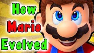 Super Mario - Evolution Of MARIO (1985 - 2018 NES To SWITCH)