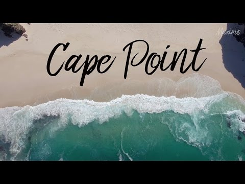 Cape Point - 4K Drone Video
