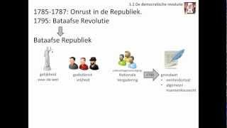 1.2 De democratische revolutie (Rechtsstaat en democratie - Geschiedeniswerkplaats)