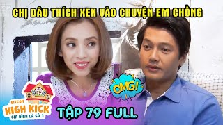 Gia đình là số 1 Phần 1 | Tập 79 Full: Phim gia đình Việt Nam hay nhất 2019 - HTV Films