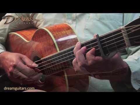 "C Carroll at Dream Guitars - ""Preludium"""