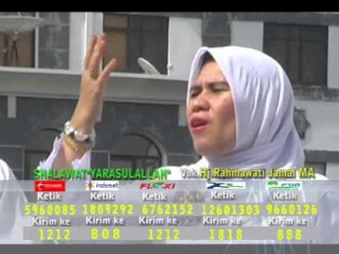 Shalawat Ya Rasulallah by Hj.Rahmawati Jamal MA