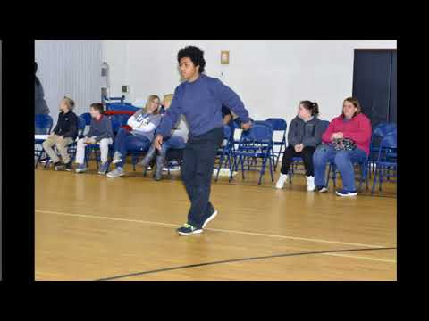 Barker Middle School STEM Ramp Community Challenge 2/23/18