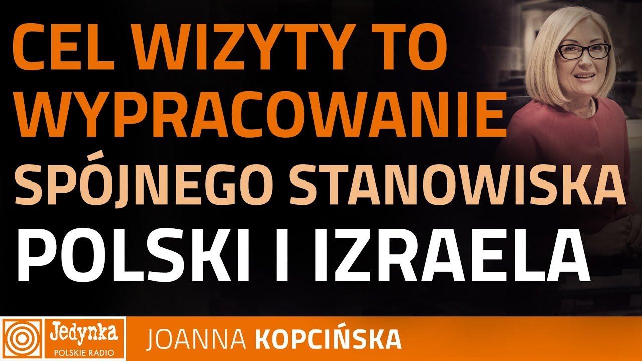 Joanna Kopcińska: skład zespołów jest najlepszy, aby rozmawiać o sprawach prawnych i historycznych