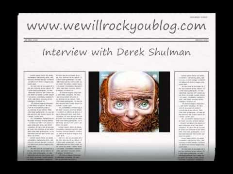 Interview with Derek Shulman from Gentle Giant