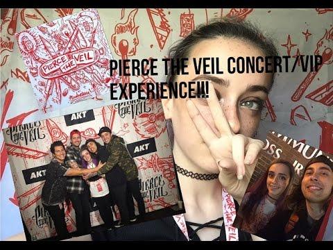 Pierce the veil concertvip experience youtube pierce the veil concertvip experience m4hsunfo