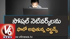 Children Getting Addicted To Social Network Sites