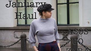January Haul | ASOS - Urban Outfitters - Zara | Nicole Parise