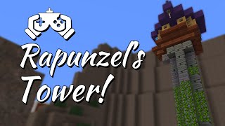 Rapunzel's tower! [chester fields - episode 14]