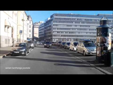 How look oslo city Road Norway