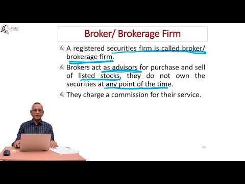 Scanner Classes -  Broker Brokerage Firm