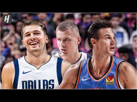 Oklahoma City Thunder vs Dallas Mavericks - Full Highlights | October 14, 2019 | 2019 NBA Preseason
